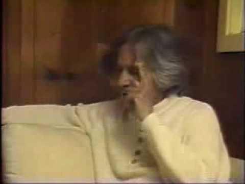 Vid�o de Jiddu Krishnamurti