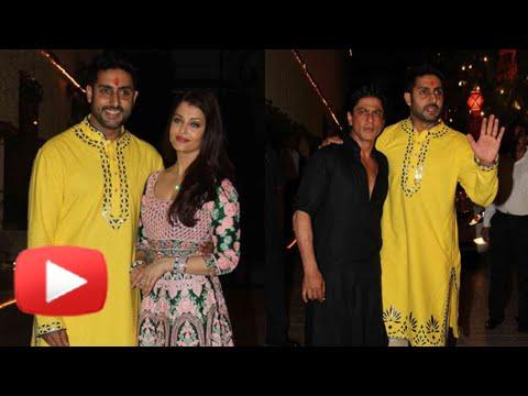 Aishwarya Rai, Deepika Padukone, Shahrukh Khan Cel