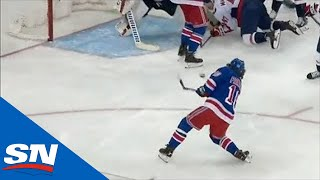 Rangers Score Two Goals In 23 Seconds Against Capitals by Sportsnet Canada