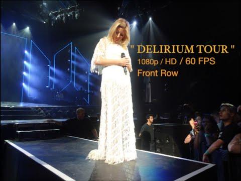 Ellie Goulding HD Concert- Delirium Tour- Front Row- Bell Center ( Montreal, Canada )- 1080p/60fps
