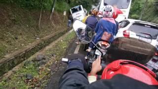 Video #Sunmori Bus Crash at Cisarua Puncak MP3, 3GP, MP4, WEBM, AVI, FLV Agustus 2018