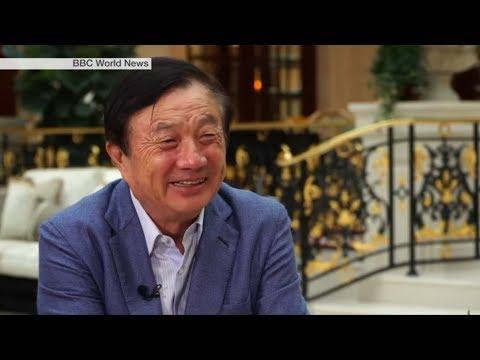Huawei-Gründer Zhengfei: »Die USA können uns nicht vern ...