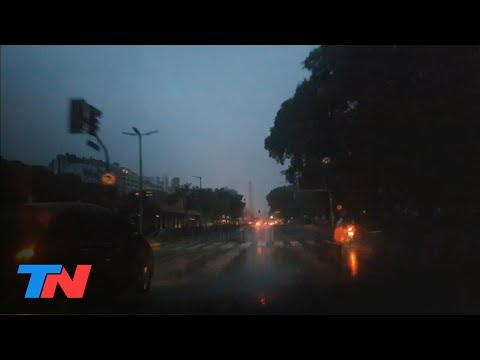 Video - Χωρίς ρεύμα έμειναν Αργεντινή και Ουρουγουάη