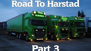 Harstad Norway  city photos : Road to Harstad - Part 3 - Norway Trucking