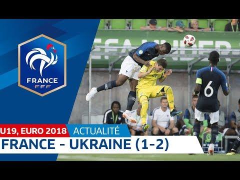 Video U19, Euro 2018 : France-Ukraine (1-2), le résumé I FFF 2018 download in MP3, 3GP, MP4, WEBM, AVI, FLV January 2017