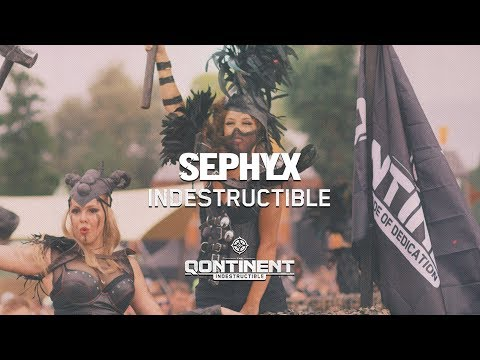 Sephyx - Indestructible (The Qontinent Anthem 2018)