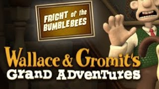 Wallace Gromit S Grand Adventures Episode 1 Fright Of