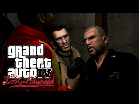 GTA IV: THE LOST AND DAMNED - #5: PLAYBOY, NIKO E JOHNNY  [Gameplay Playthrough]