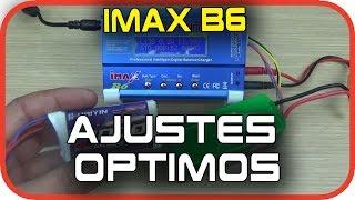 Video Ajustes óptimos cargador IMAX B6 para cargar baterias LiPo, en Español MP3, 3GP, MP4, WEBM, AVI, FLV September 2019