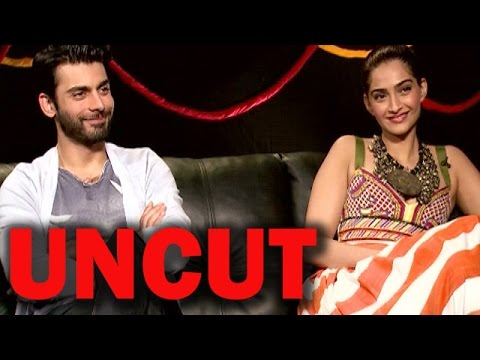 UNCUT - Sonam Kapoor and Fawad Khan's EXCLUSIVE IN