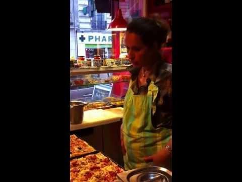 La Table de Cristina - pizzeria, italian specialties, Paris 18