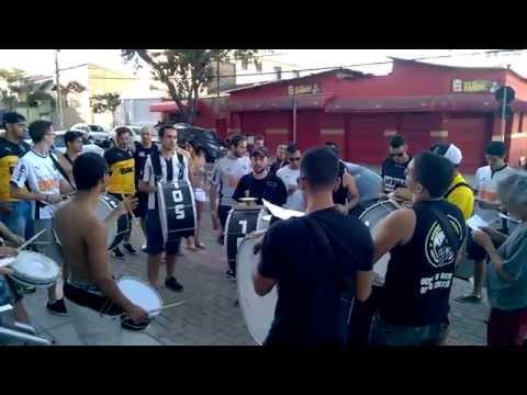 Movimento 105 - Não Vou Parar de Te Amar - Movimento 105 Minutos - Atlético Mineiro