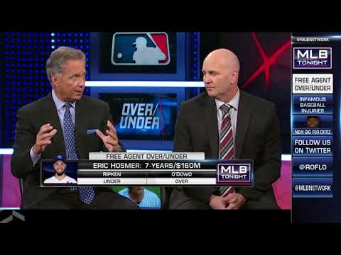 MLB Tonight On Free Agents' Pay