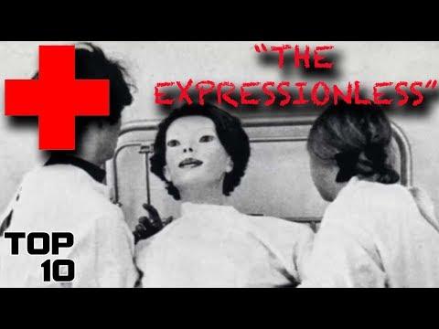 Top 10 Scary Hospital Urban Legends (видео)