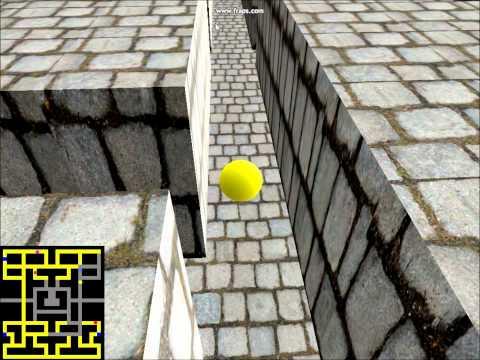 Pacman::Reloaded prototype