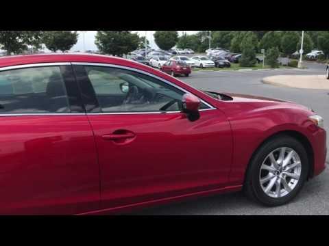 2015 Mazda 6 Isport