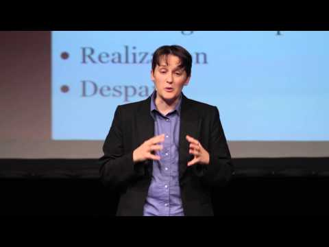 Select the right relationship: Alexandra Redcay at TEDxUpperEastSide