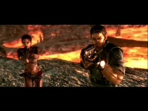 Resident Evil 5 - Wesker Final Boss Fight - Part 2 (HD)