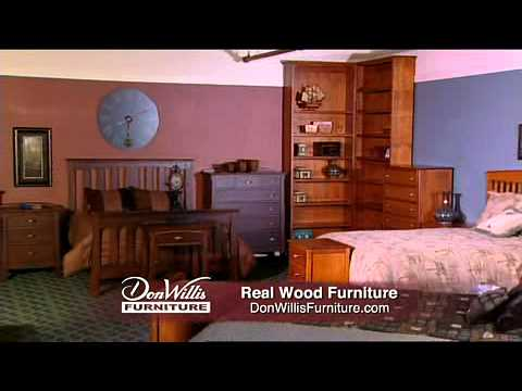 Don Willis Furniture- Made in the Northwest