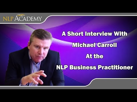 A short Interview with Michael Carroll