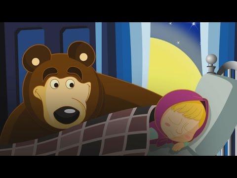 """""""brilla brilla la stellina"""" di masha e orso - ninna nanna"""
