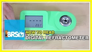 How To Maintain & Use The Milwaukee Digital Refractometer - BRStv How-To