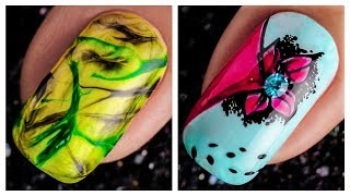 Video Cute Nail Art Design 2019 Compilation | Simple Nails Art Ideas Compilation #77 MP3, 3GP, MP4, WEBM, AVI, FLV Agustus 2019