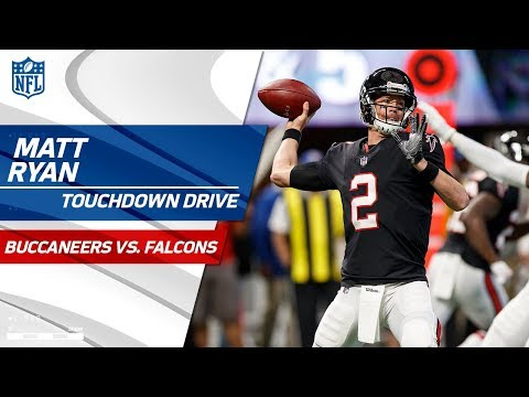 Video: Matt Ryan Marches Atlanta Down the Field for a TD! | Buccaneers vs. Falcons | NFL Wk 12 Highlights