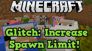 Download Lagu Minecraft Xbox + PS3 Glitch: Increase Number of Pigs, Sheep and Cow Limit Mp3