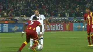 Video U.S.A vs Ghana highlights: June 26th 2010 FIFA World Cup MP3, 3GP, MP4, WEBM, AVI, FLV Agustus 2018