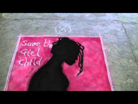 Video Art of Rangoli Only in India Uniqe Painting for Women day download in MP3, 3GP, MP4, WEBM, AVI, FLV January 2017