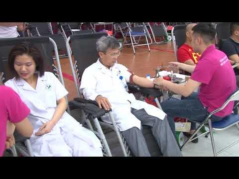 Ngành Y tế Hà Nội tổ chức hiến máu tình nguyện