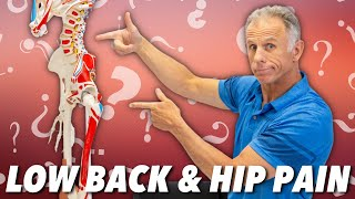 Video Low Back & Hip Pain? Is it Nerve, Muscle, or Joint? How to Tell. MP3, 3GP, MP4, WEBM, AVI, FLV Januari 2019
