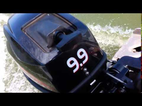 завод лодочный мотор hidea