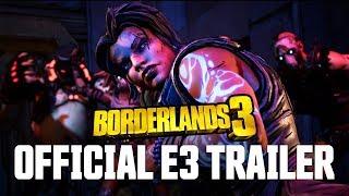 [E3 2019] Свежий трейлер Borderlands 3 и бесплатное дополнение для Borderlands 2