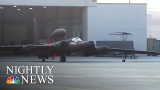 NBC Nightly News' Lester Holt visits the Osan Air Base in South Korea, where the men and women there live in a constant state of alert because of missile thr...