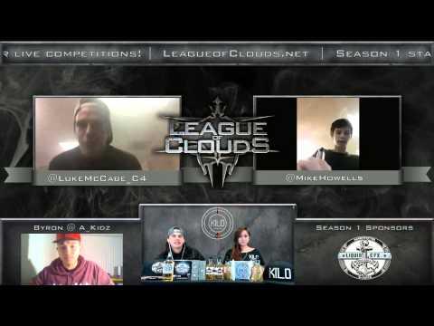 League of Clouds: Season 1 ep 8 (Week 4) - November 18th, 2015