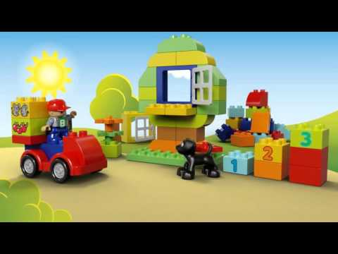 Lego Duplo - 10572 - Лего Дупло Механик