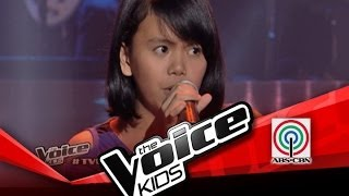 """Video The Voice Kids Philippines Blind Audition """"Halo"""" by Triscia MP3, 3GP, MP4, WEBM, AVI, FLV Desember 2018"""