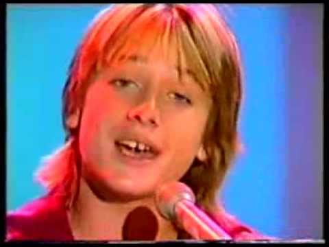 16 Year Old Keith Urban