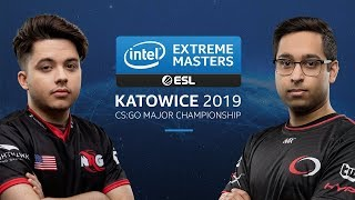 CS:GO HIGHLIGHT - NRG vs. compLexity  [Nuke] Map 1 Swiss Ro3  -  Legends Stage -  IEM Katowice 2019