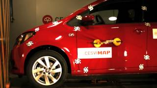 Crash Test Delantero Seat Mii
