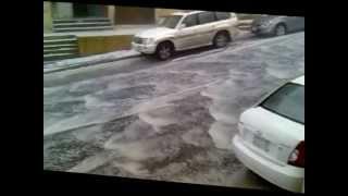Abha Saudi Arabia  city pictures gallery : Rain and snow in Saudi arabia Abha