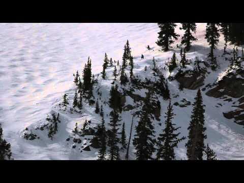 Cooper Bathgate - Snowbird North American Champs 3rd place run