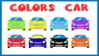 Learn Colors With Cars For Kids Song  Poems And Nursery RhymesKids Songs And Nursery Rhymes With Lyrics!