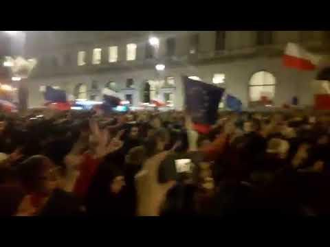 Wolne Sądy! Wolne wybory! Wolna Polska!