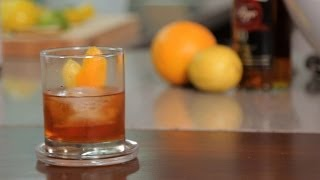 How To Make An Old Fashioned   Cocktail Recipes