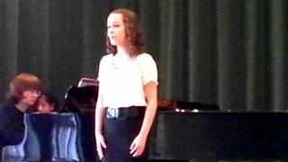 Video Emily S. Robertson Singing Gloria Deo MP3, 3GP, MP4, WEBM, AVI, FLV November 2018
