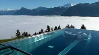 Burgenstock Switzerland  City new picture : Hotel Villa Honegg Spa - Switzerland - Bürgenstock
