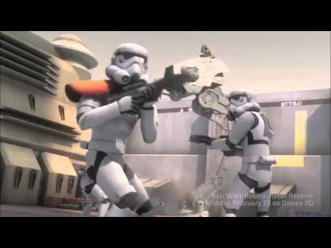 Star Wars Rebels 1.14 (Preview)